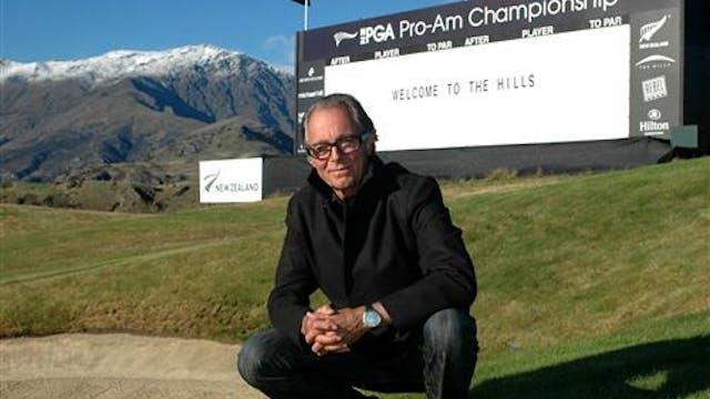 Golf Getaway at the NZPGA Championship