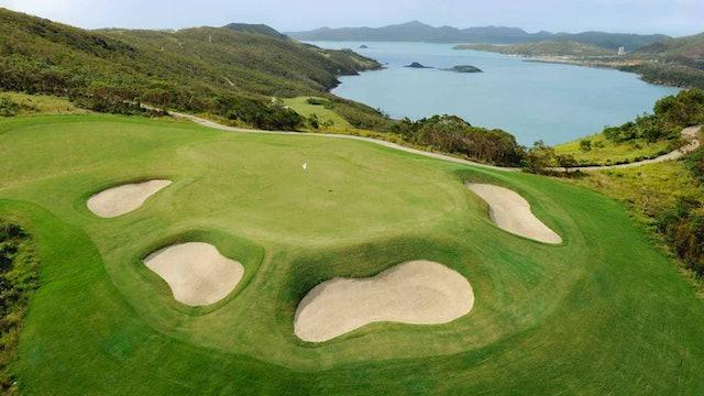 Golf Getaway at Hamilton Island Golf Club with Craig Parry - Back Nine
