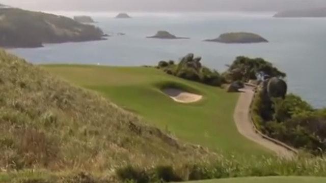 Golf Getaway at Hamilton Island Golf Club with Craig Parry - Front Nine