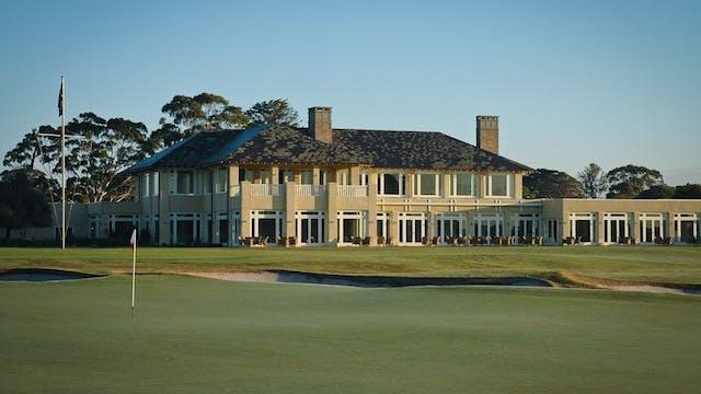Golf Getaway at Royal Melbourne - Wes...