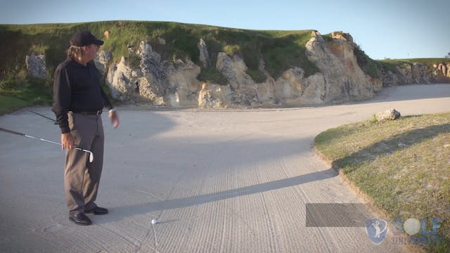 How To Play Out of A Long Bunker