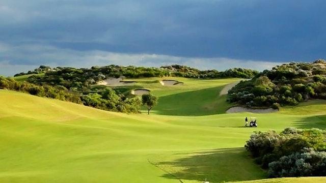 Golf Getaway at the Cut Golf Resort - Front Nine