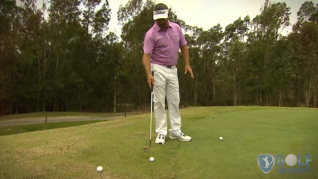 The Ball Scatter Chipping Drill