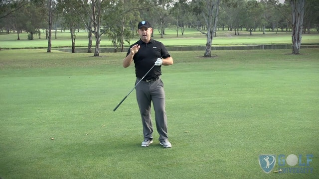 How to Hit A Low Shot Into the Wind with a Wood or Hybrid