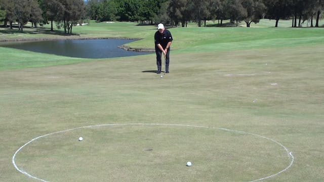 A Great Putting Warm Up Routine