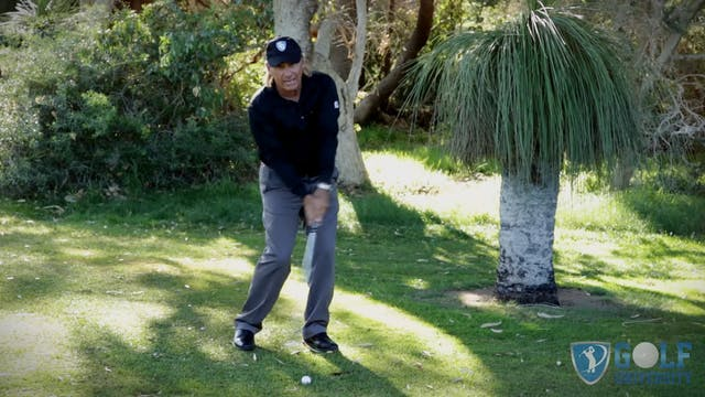 How To Fade or Draw the Ball Around T...