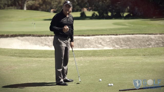 How To Eliminate the Chipping & Pitch...