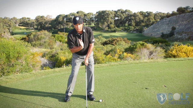 How to Hit a High Draw With Your Irons