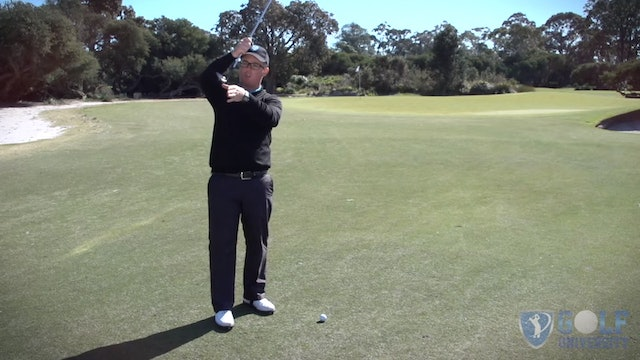 How To Spin Your Pitch Shots