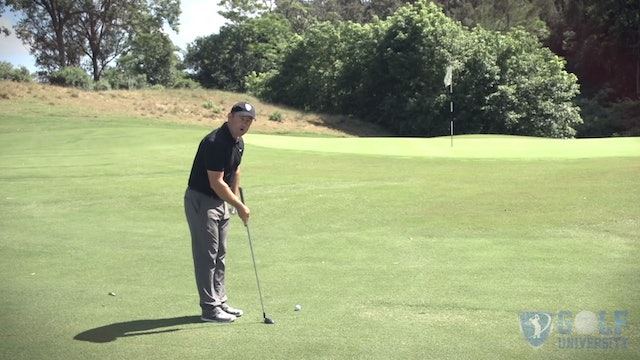 How To Chip the Ball with a Wood or Hybrid