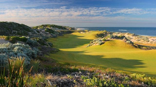Golf Getaway at the Cut Golf Resort - Back Nine
