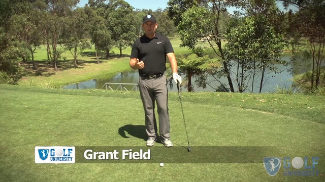 Correct Swing Path and Split Hand Drill