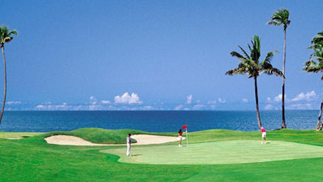 Golf Getaway at Denarau Golf & Racque...