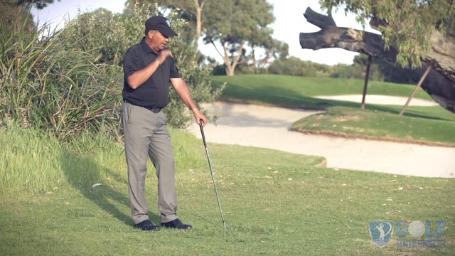 How to Hit a Punch Shot With Your Irons