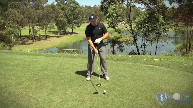 The Correct Sequencing of the Golf Swing