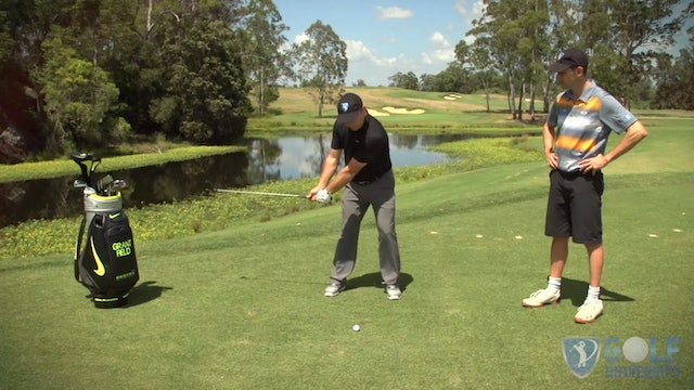 The Best Attack Angle for a Wood and Hybrid