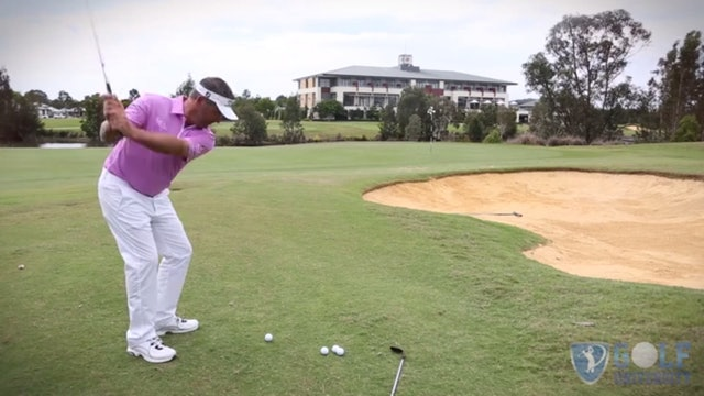 How to Master the Flop Shot