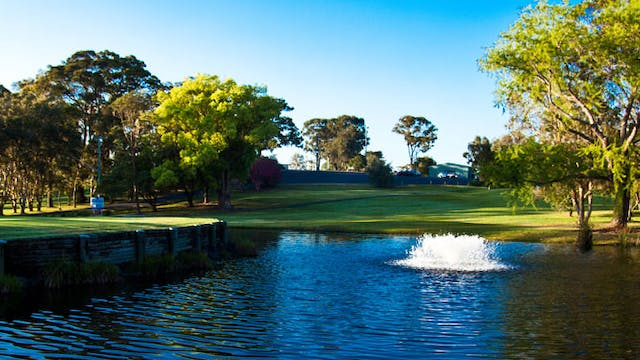 Golf Getaway at Coffs Harbour Golf Club