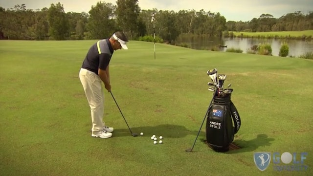 How to Chip with a 3 Wood or Hybrid