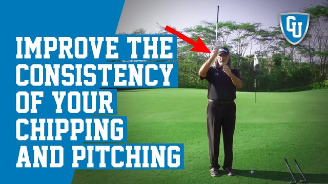 How To Improve the Consistency & Contact With Your Chipping & Pitching