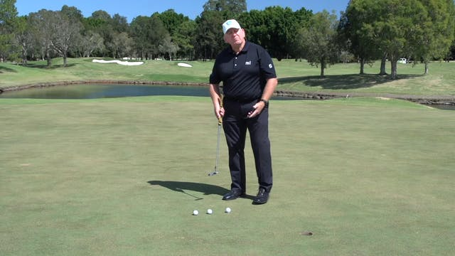 How To Eliminate The Putting Yips