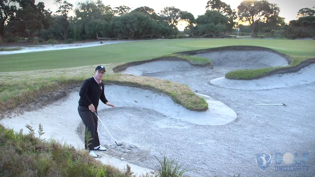 How To Hit Out Off A Downslope In A B...