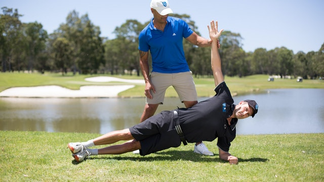 Golf Fitness Mastery Program