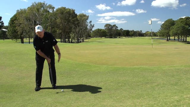 How To Putt From Off The Green