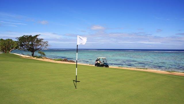 Golf Getaway Fiji Golf Tourism Show