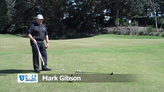 How To Putt With A Hybrid Or 3 Wood