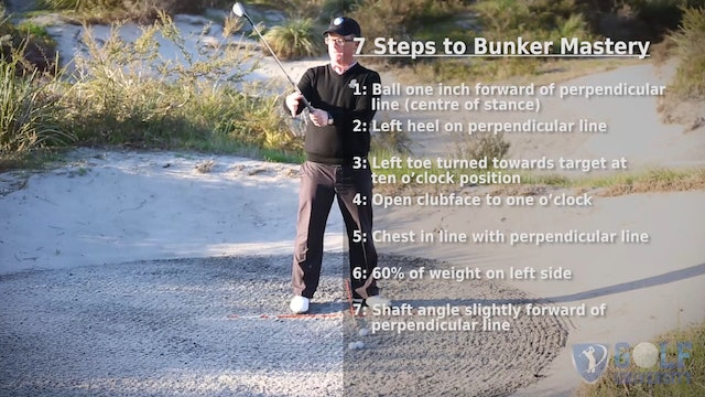 Bunker Mastery Video Series - Video 1 - The Basic Technique