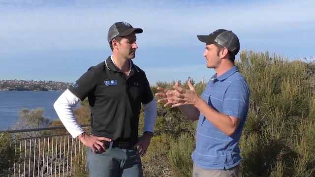 How To Reframe Adversity in Golf and Life - with the Dan Plan