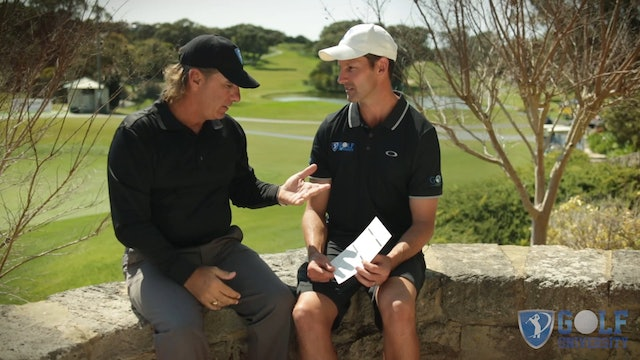 A Great Way to Build Confidence Before, During and After a Round