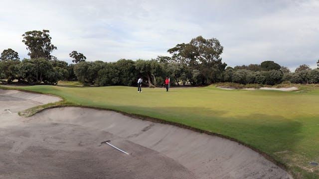 Golf Getaway at Kingston Heath Golf Club