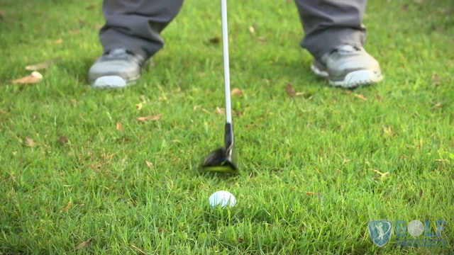 How to Hit Out of The Rough