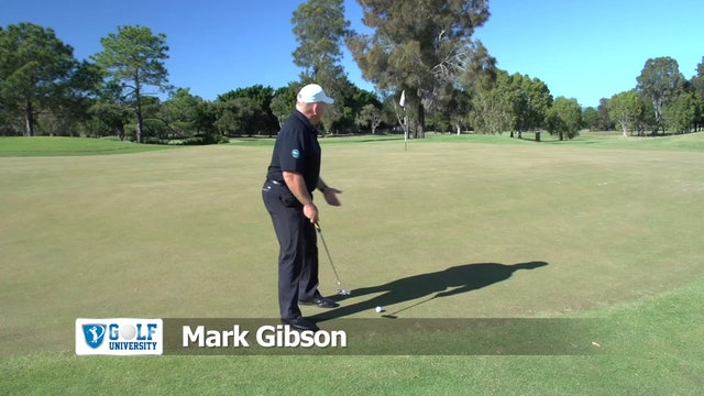 How To Putt Uphill