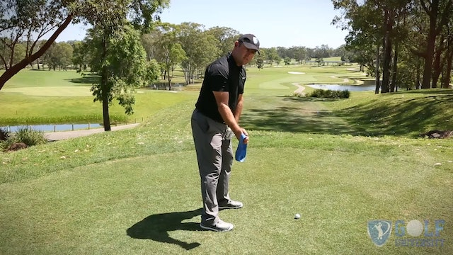 The Correct Takeaway in the Golf Swing