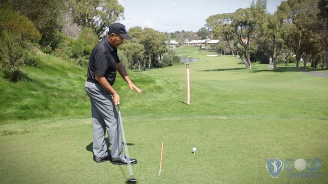 How To Drive The Ball Straighter More...
