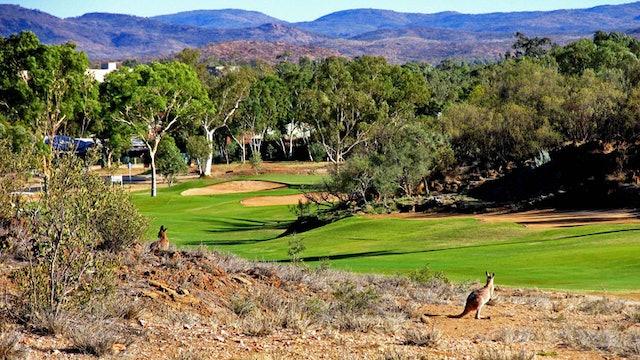 Golf Getaway at Alice Springs Golf Club - Front Nine