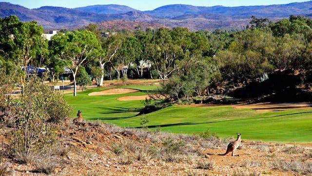 Golf Getaway at Alice Springs Golf Cl...