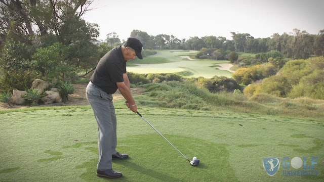 How To Hit A Low Fade With Your Driver