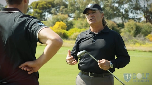 Inner Golf Mastery Video Series - Video 1 (70% Strategy Model)