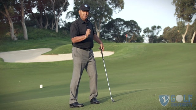 How to Play a Low Runner With Your Irons