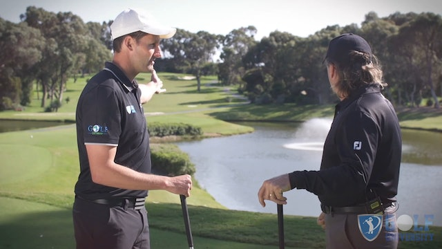 How To Overcome Anxiety On The Tee