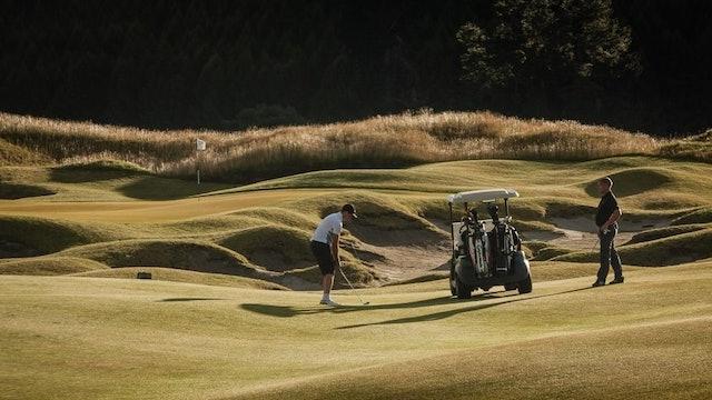 Golf Getaway at the Kinloch Club