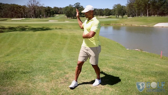 The Chest Stretch for Golf