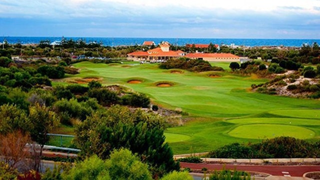 Golf Getaway at Secret Harbour Golf L...