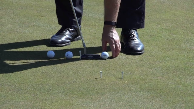 The Putting Gate Drill