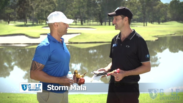 The Best Nutrition for Your Golf