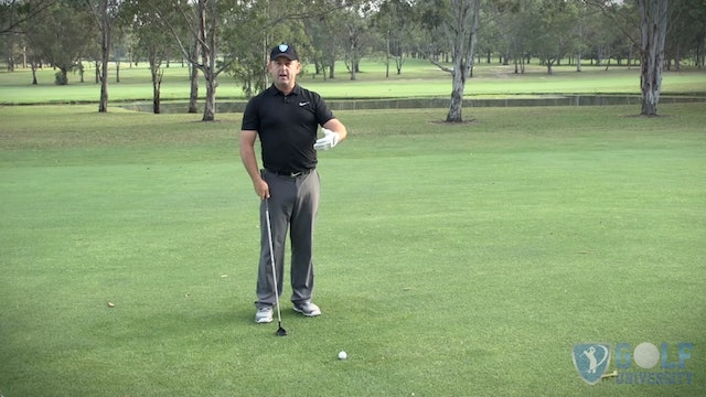 How To Hit a Fade Shot with a Wood or Hybrid